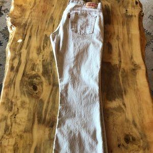 Ladies 515 bootcut denim jeans